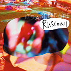 Coverart – It's a sonic life